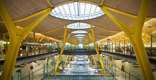 Madrid-Barajas Terminal 4