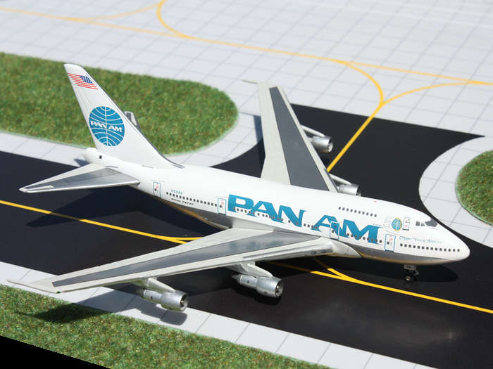 Pan Am Gemini Jets