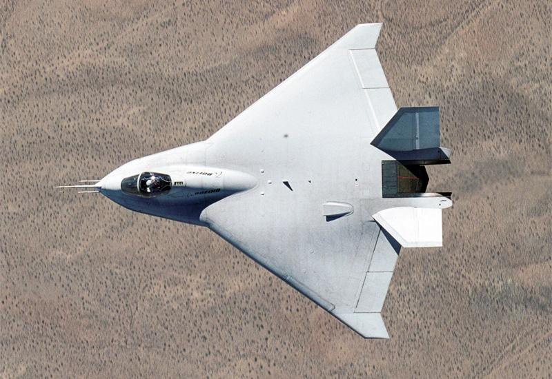X32 delta wing