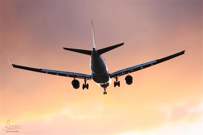 Air Europa A330. Image Credit: Ana C.Saez