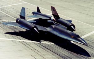 Lockheed Martin D21 Drone on SR71 mothership. Source: en.wikipedia.org/wiki/Lockheed_D-21