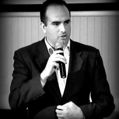 Jorge Gómez. CEO of Canard Drones